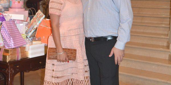 Ivette y Elías Ganineh