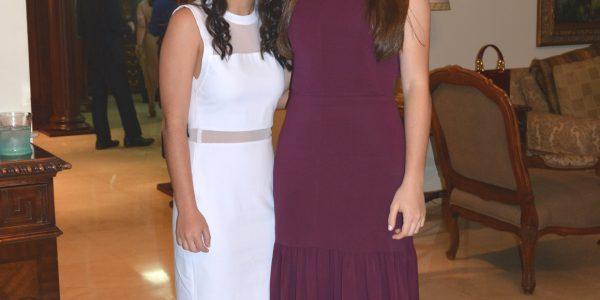 Gabriela Canahuati y Mariana Larach
