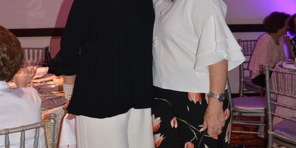 Isabel Victoria Chahín y Karen Nodarse