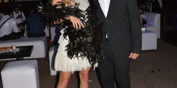 Rosyl y Marco Castellanos