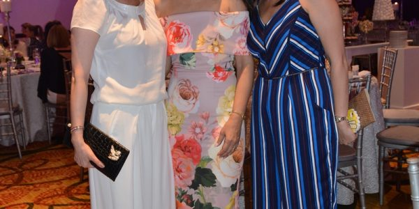 Sandy Rosenthal, Karla Barletta y Karelia Villeda