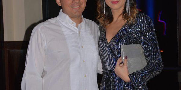 Esteban y Gabriela Nasser