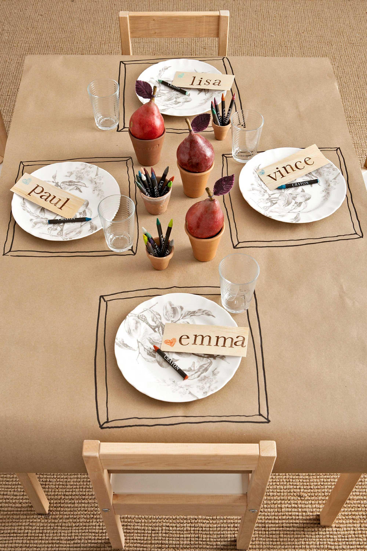 thanksgiving table mesa revista cromos honduras (15)