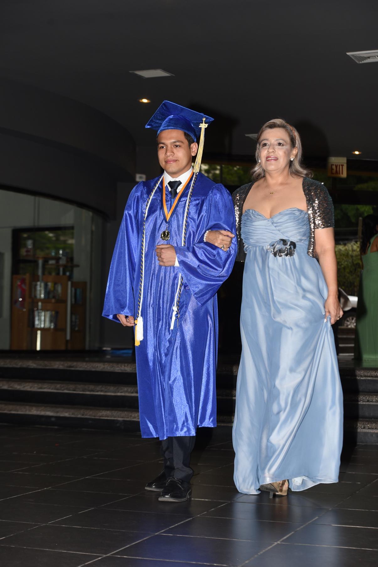 Actos de graduación International School of Tegucigalpa