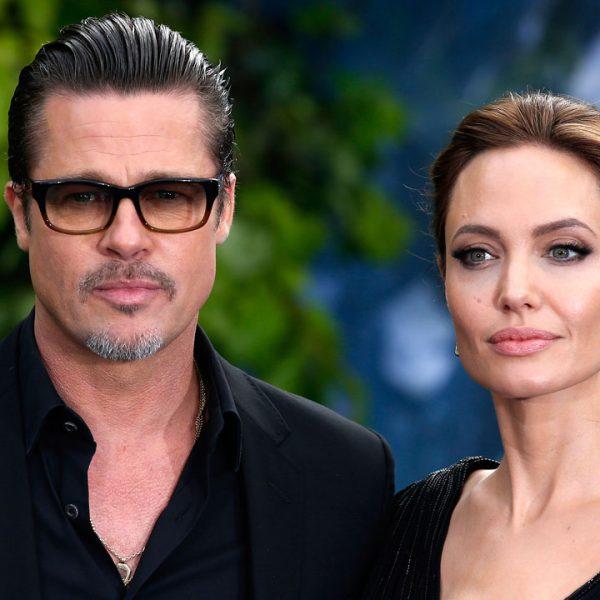 El divorcio entre Angelina Jolie y Brad Pitt en su momento más tenso