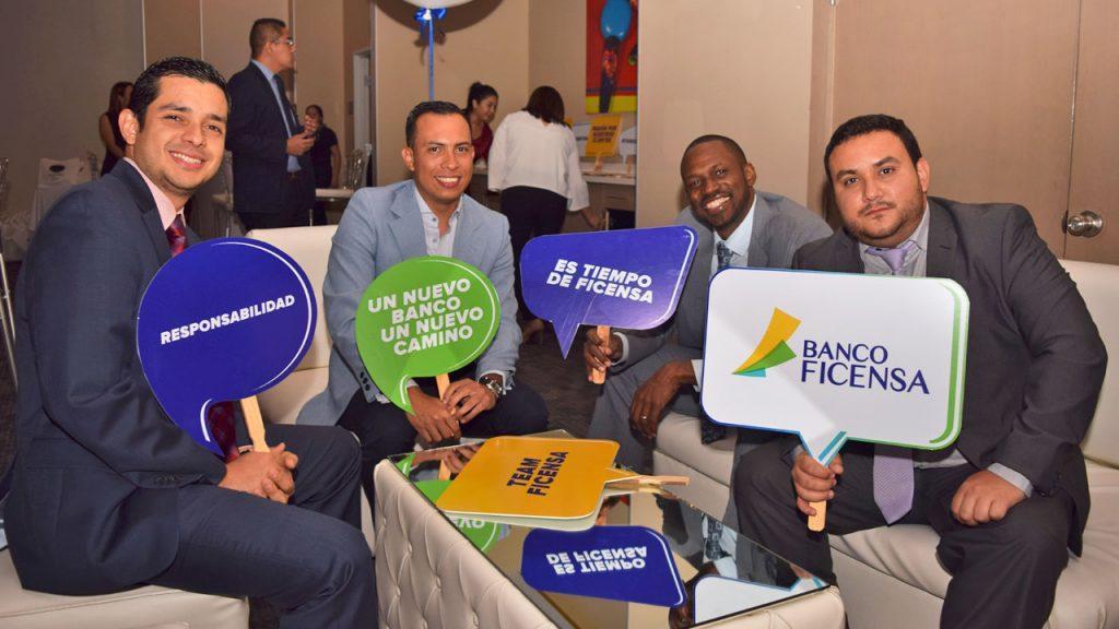 Banco Ficensa da a conocer su nueva misión, visión y valores