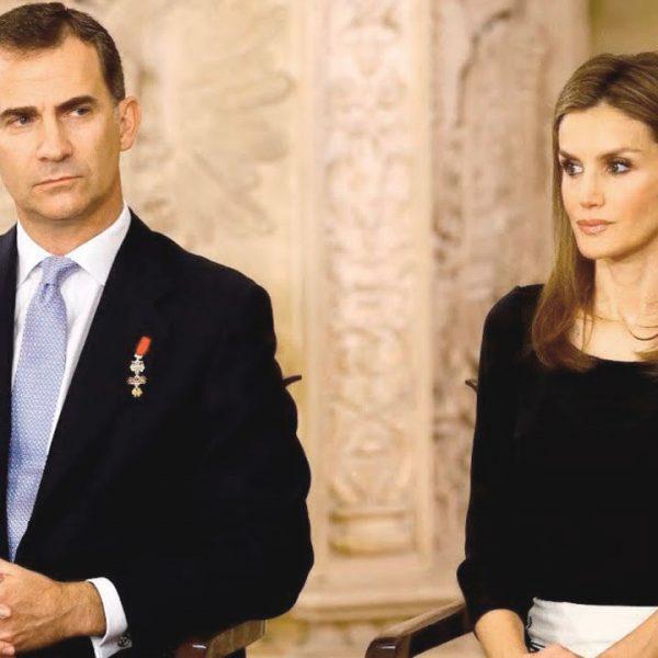 Felipe y Letizia al borde del divorcio según prensa portuguesa