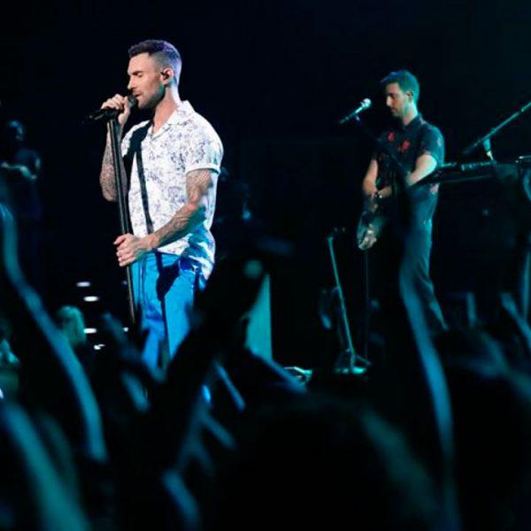 Maroon 5 protagonizará el halftime show del Super Bowl 2019