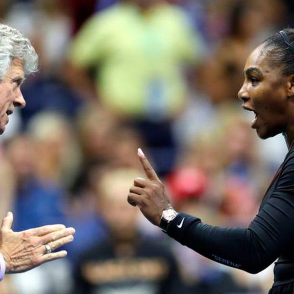 Serena Williams calificó de sexista las sanciones de la final del US Open