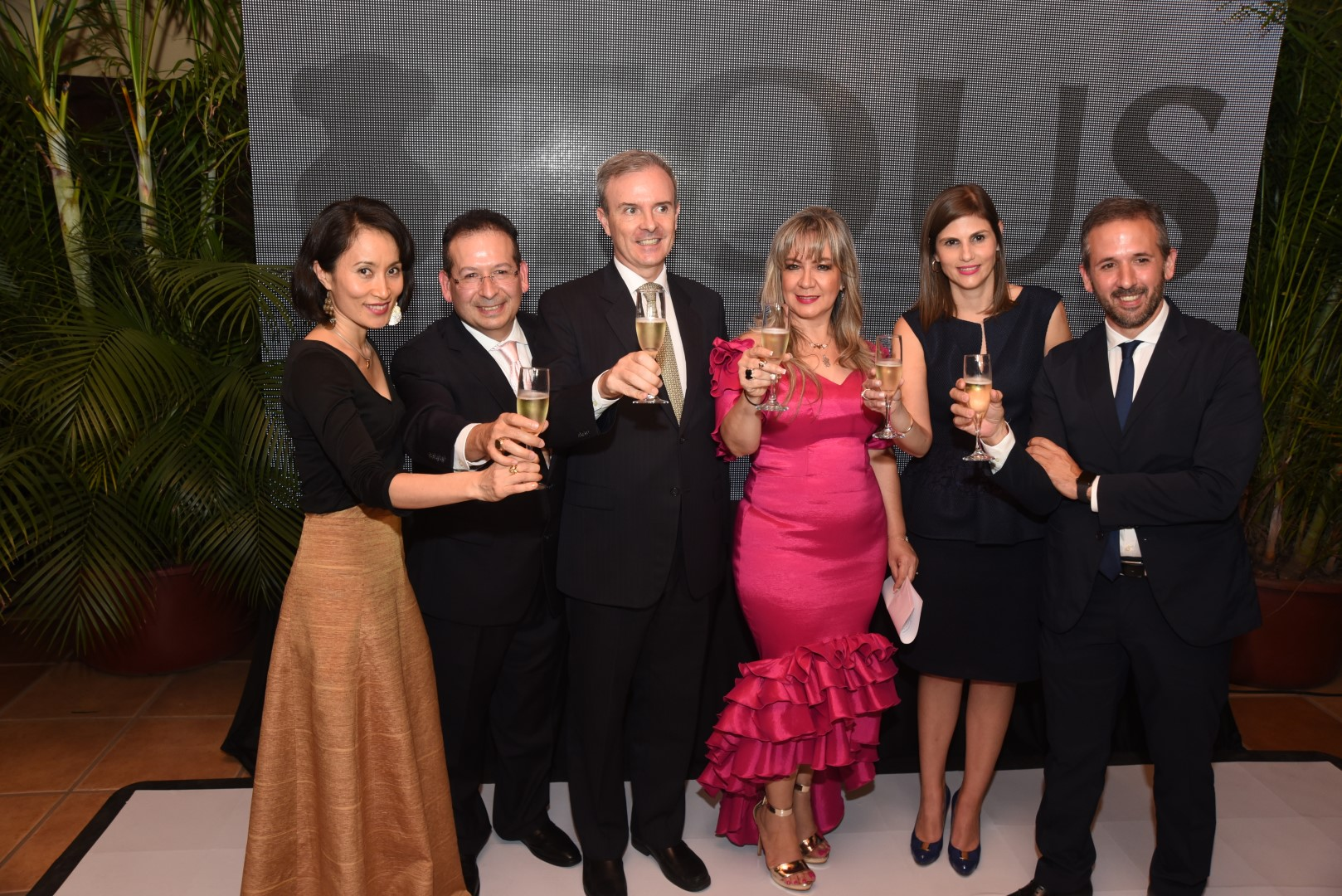 Presentación de Tous Jewelry con la Embajada de España