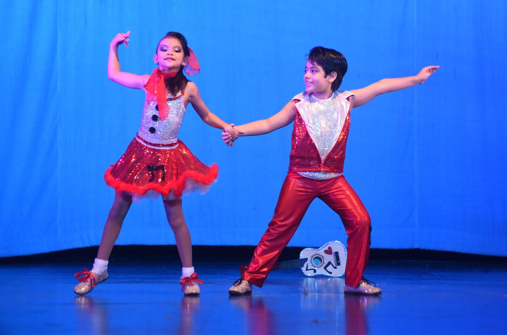 Competencia nacional de danza É'levé