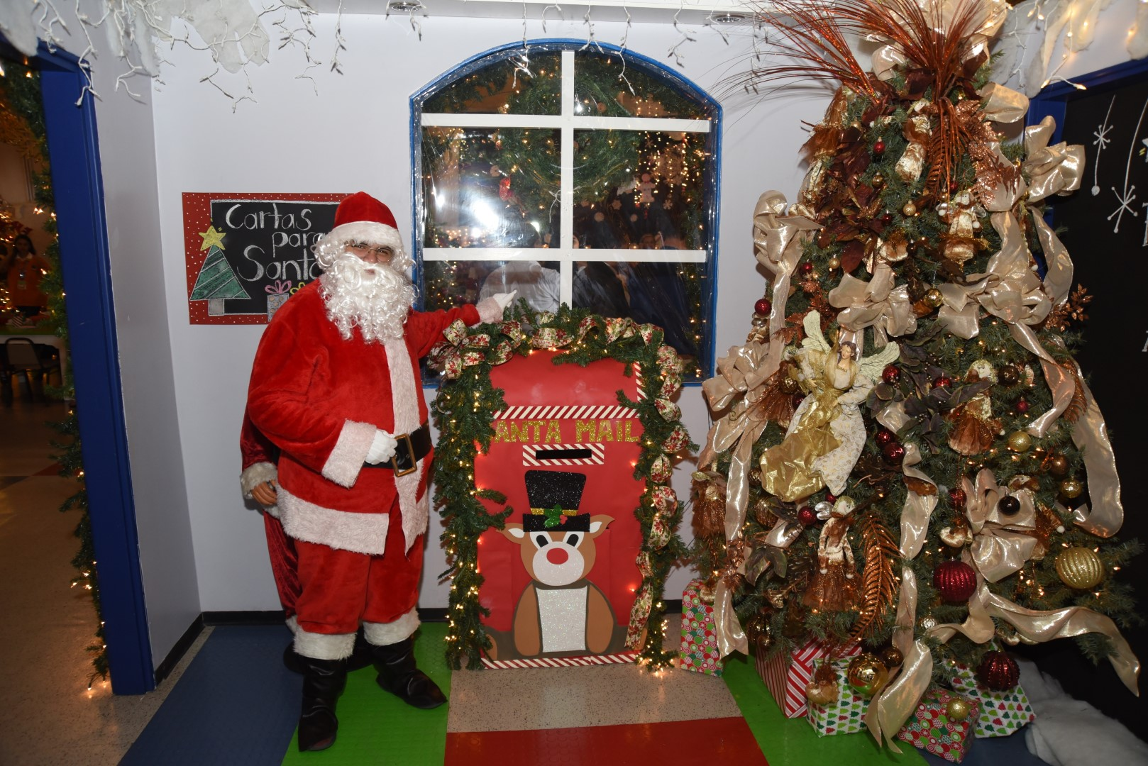 Chiminike inaugura la Villa Navideña 2018