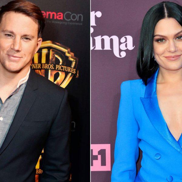 Channing Tatum confirmó su noviazgo con Jessie J