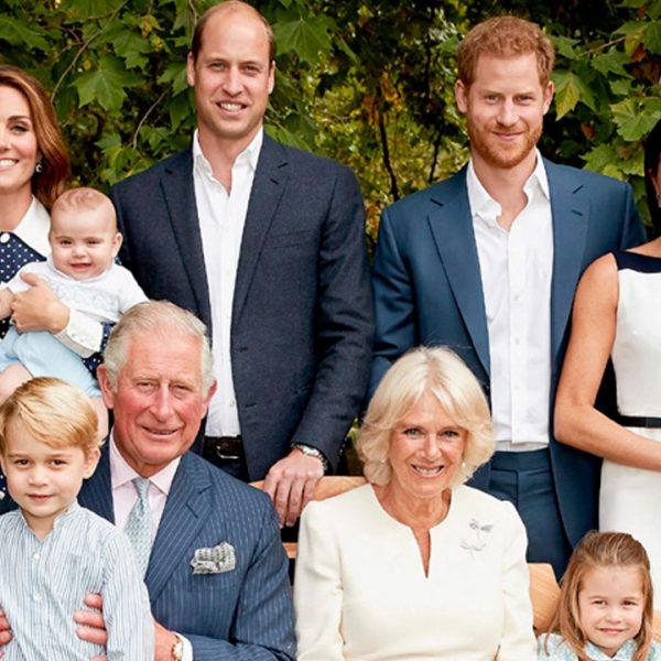 Las imágenes oficiales del cumpleaños 70 del príncipe Carlos