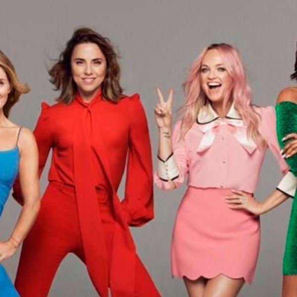 Spice Girls anuncian su primer gran tour en diez años