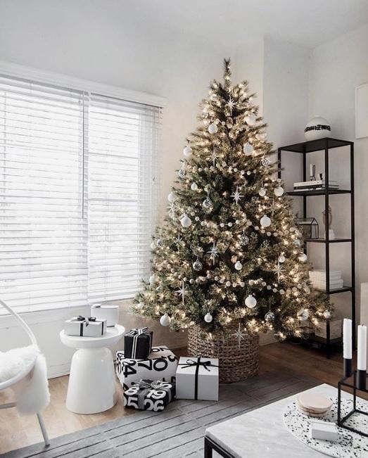Las tendencias en decoración navideña para este 2018