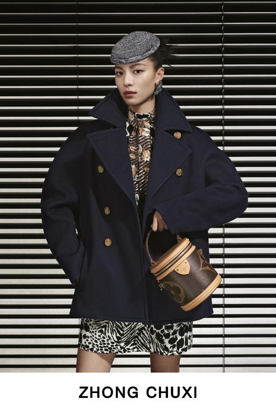 Colección Pre-Fall 2019 de Louis Vuitton con celebridades