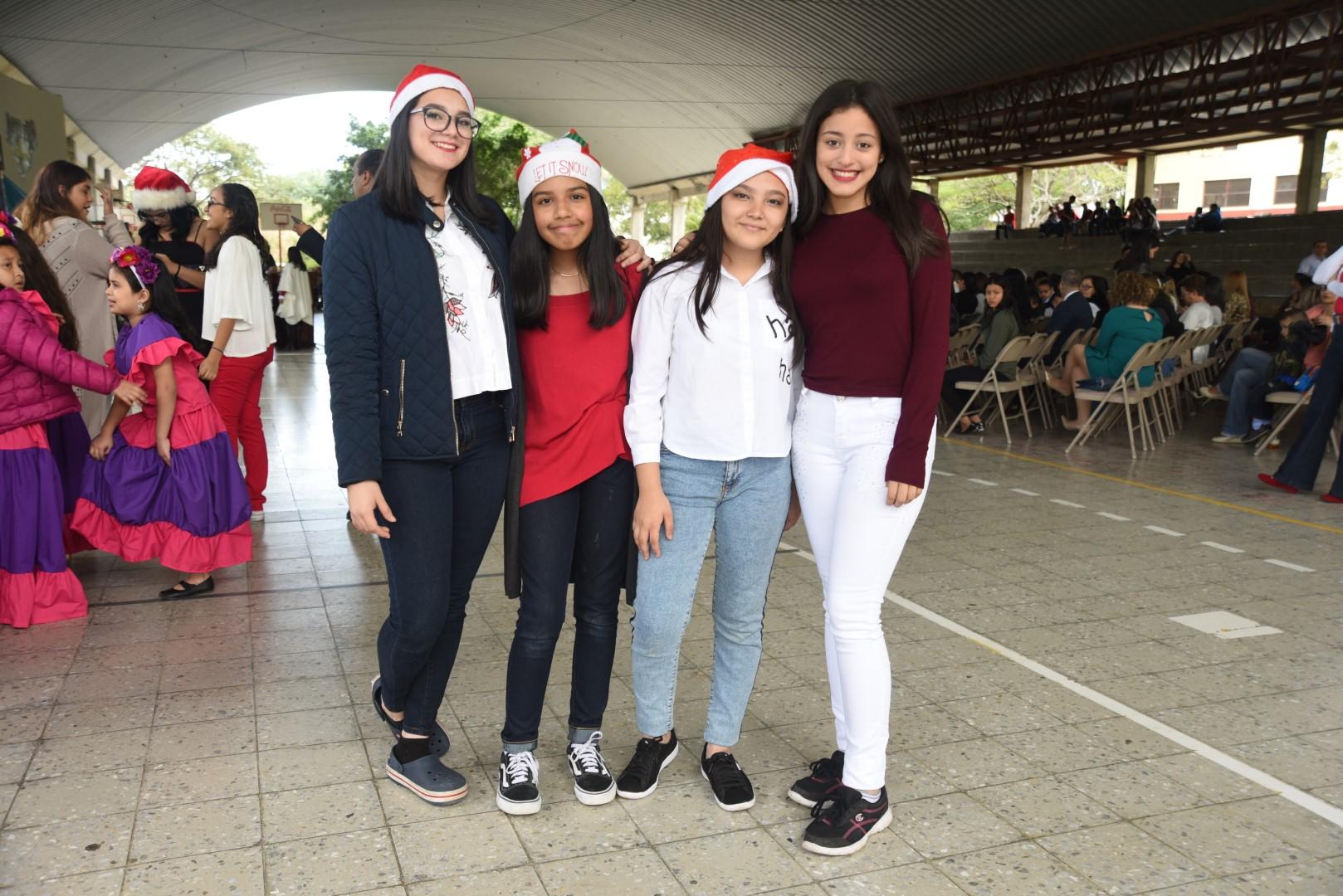 Christmas Concert con la Mayan School