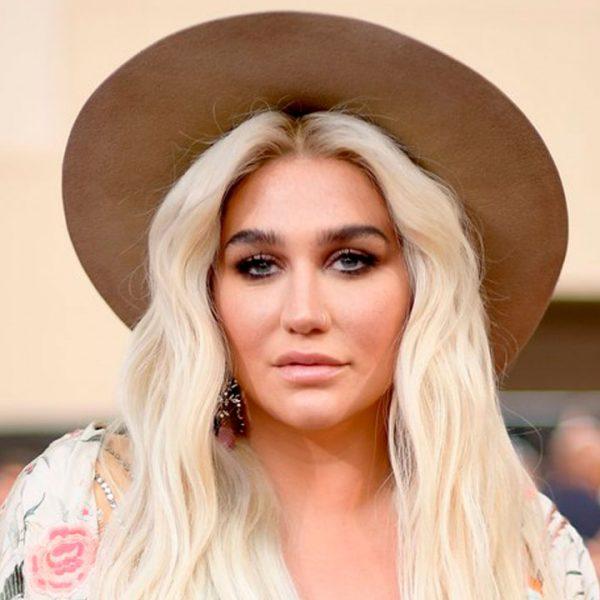 La sorprendente foto de Kesha sin maquillaje
