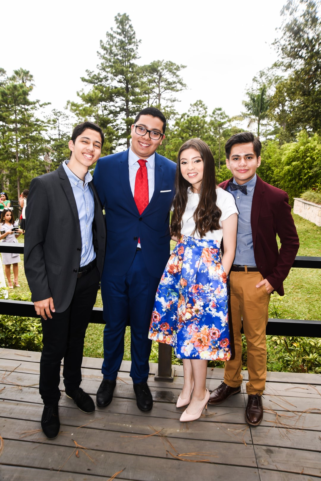 Senior - Junior Banquete Academia Los Pinares