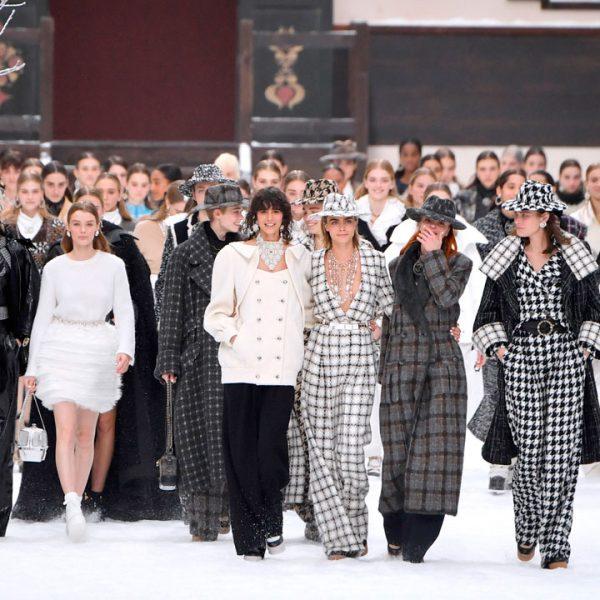 El último adiós de Karl Lagerfeld: pasarela Chanel París Fashion Week 2019