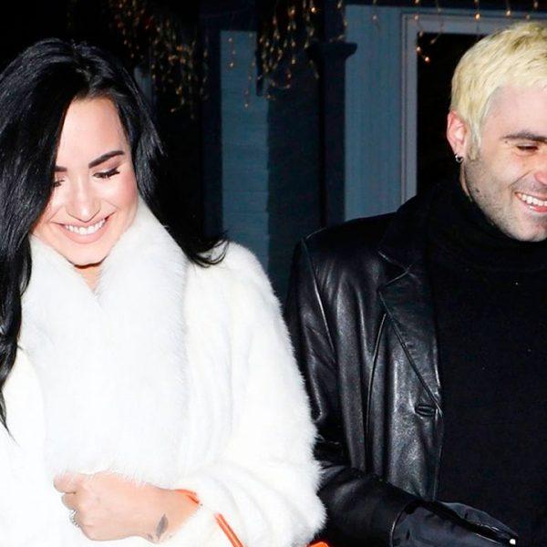 Demi Lovato se separa del diseñador Henry Levy