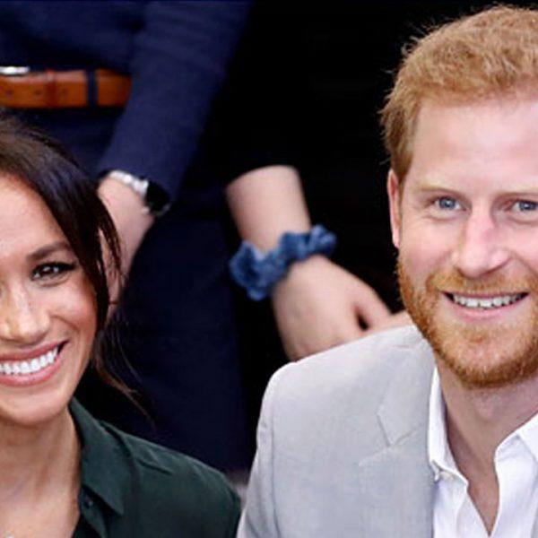 Las opciones de nombres para el bebe de Meghan Markle y el príncipe Harry