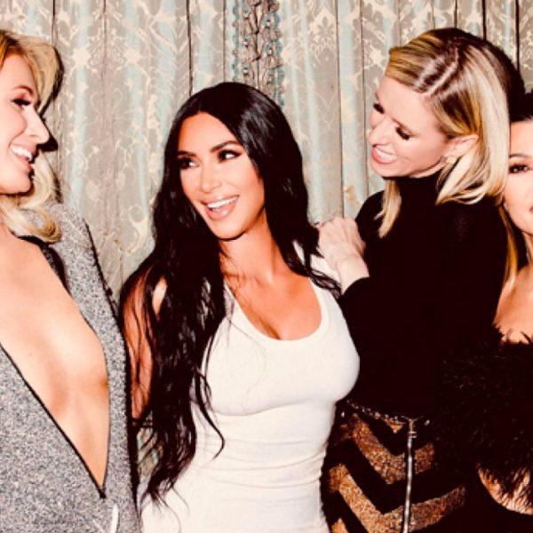 Kim Kardashin y Paris Hilton reanudan su amistad