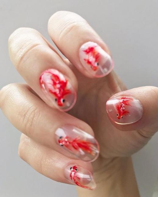 5 diseños de uñas que estarán de moda este verano