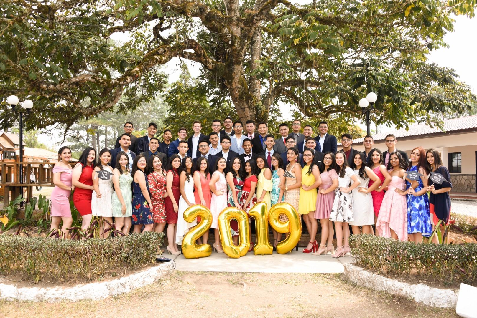 Senior Breakfast Renacimiento School 2019