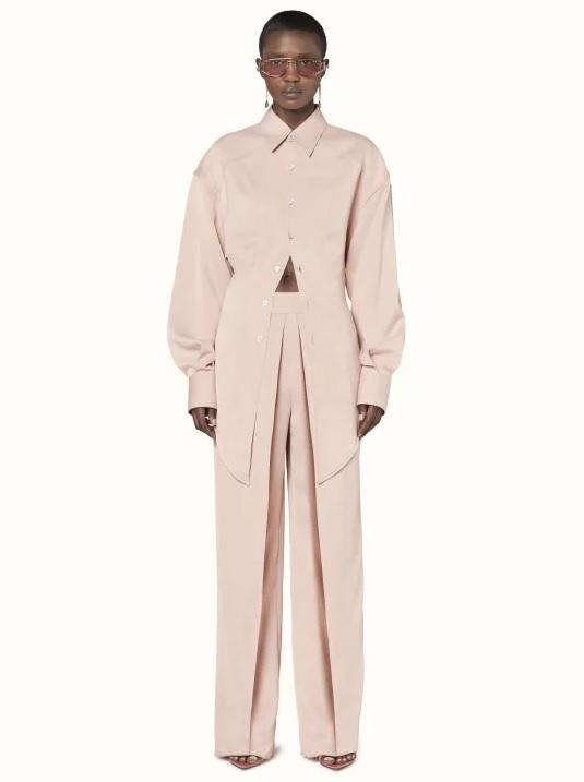 Este es el primer vistazo a la línea de ropa Fenty por Rihanna