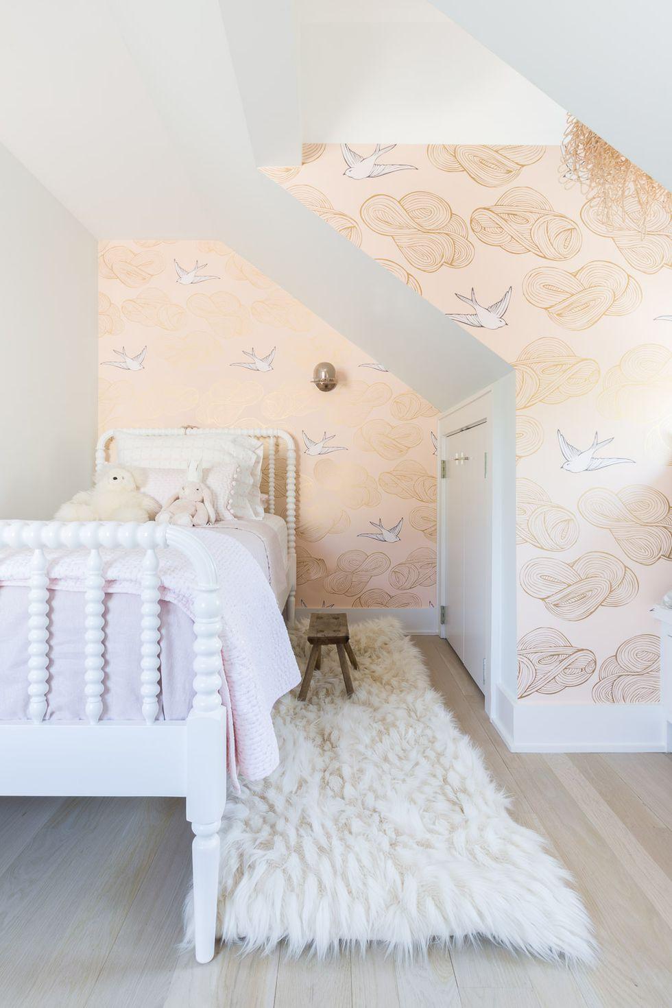 Ideas de decoración creativas para una habitación de niñas