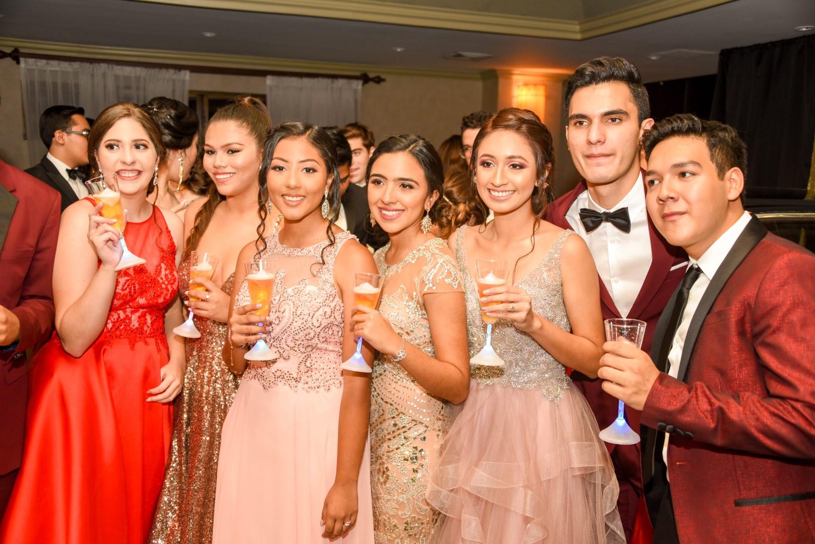 Senior Prom Dowal School 2019