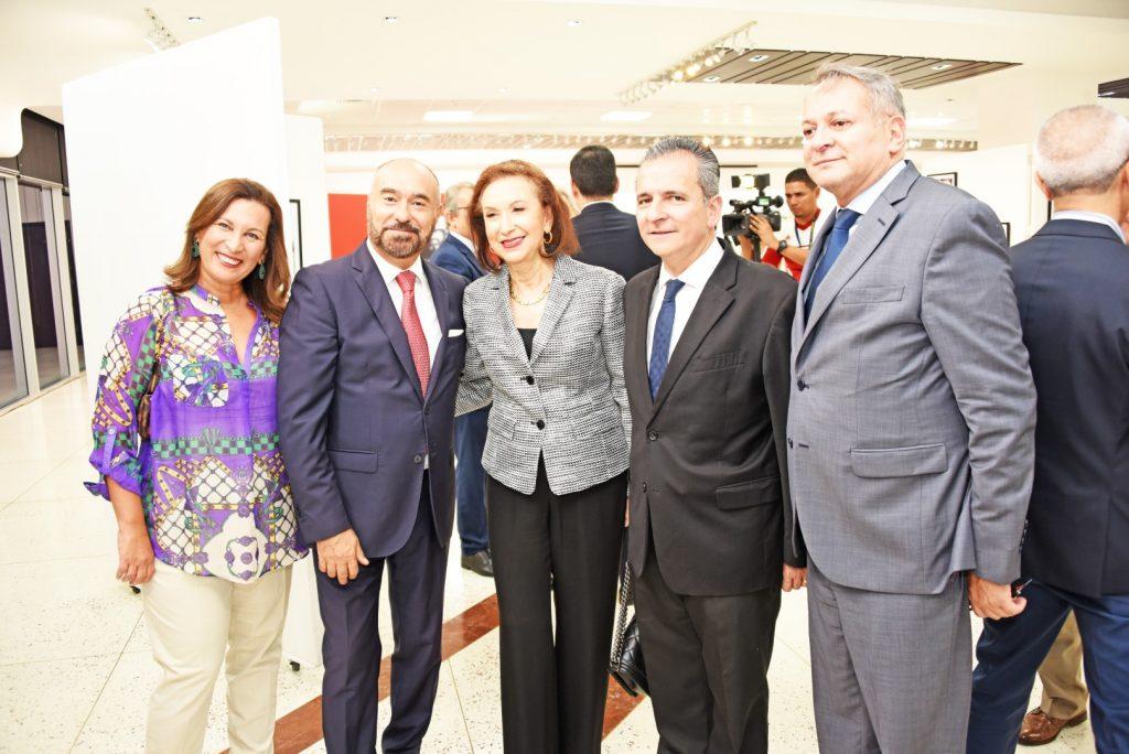 Banco Atlántida y la embajada de Francia presenta La Puissance Des Ruines