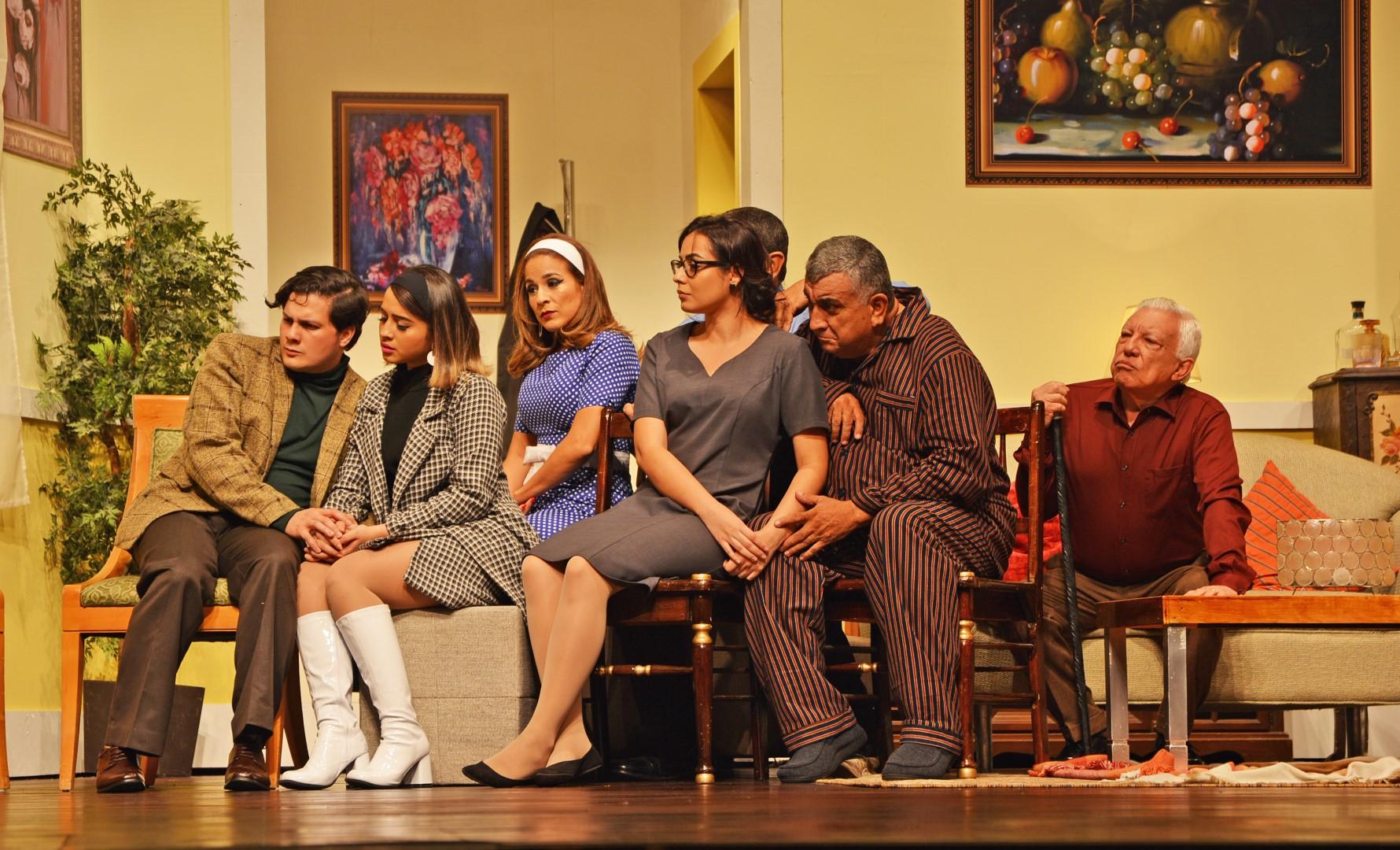 """""""El casado casa quiere"""", la nueva obra que se estrena en el Teatro José Francisco Saybe"""