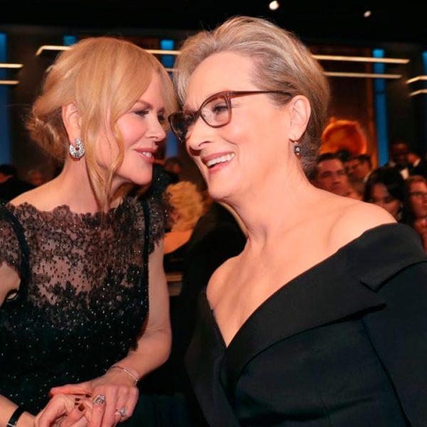 Meryl Streep, Nicole Kidman y Ariana Grande en la próxima película de Netflix