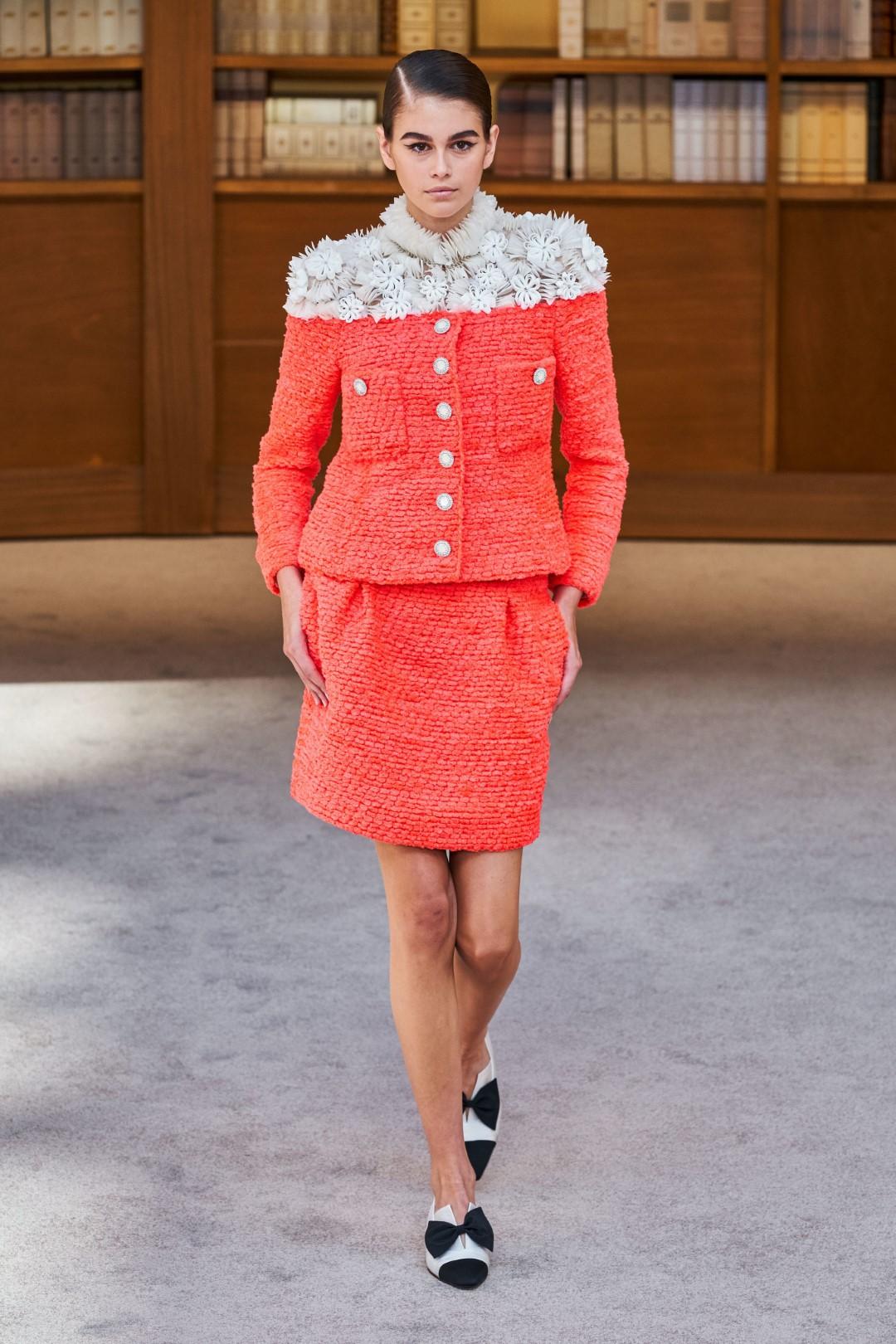 Chanel Couture Otoño 2019