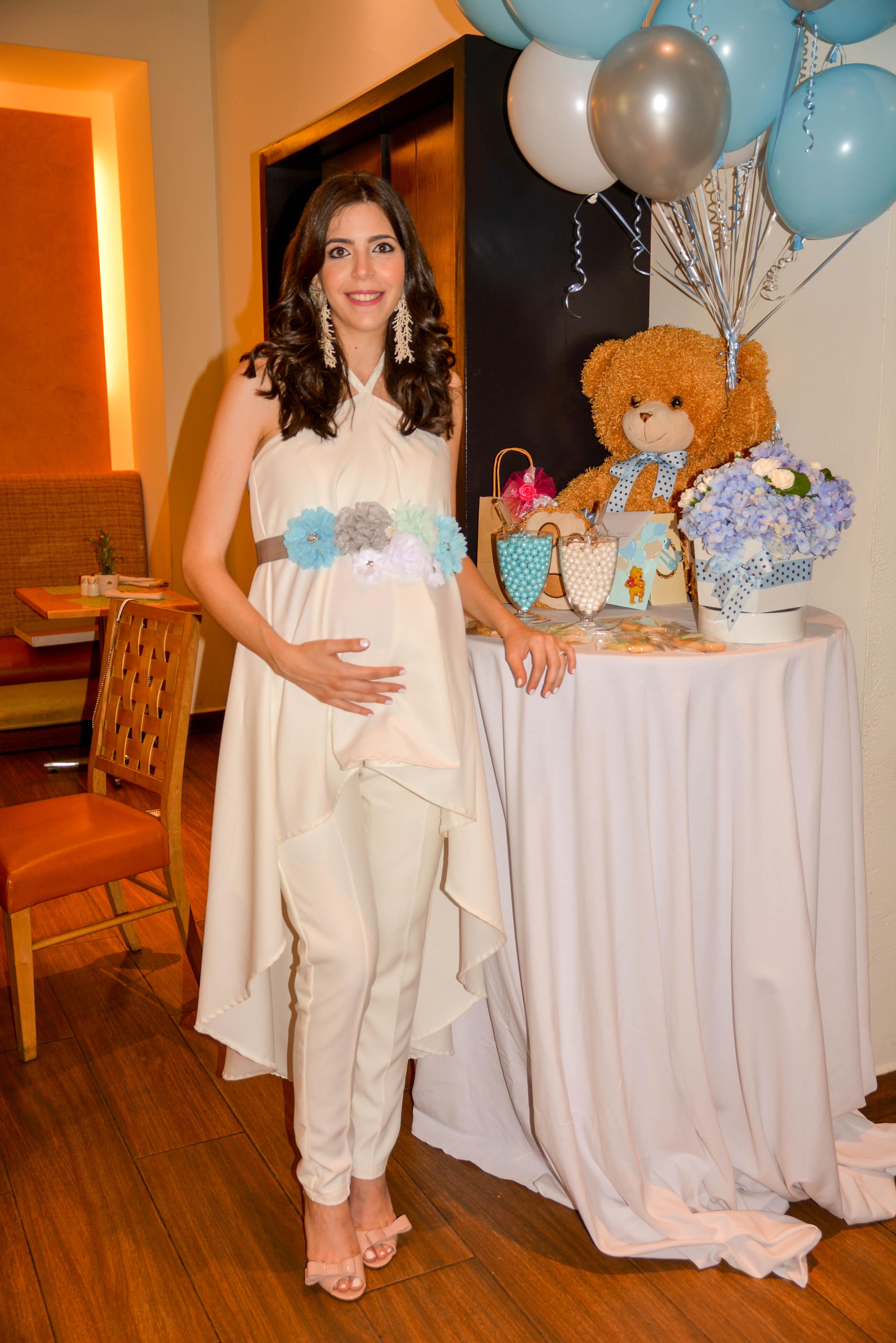 It's a boy! Baby Shower para Andrea Zgheibra