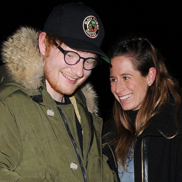 Ed Sheeran confirma que se casó con Cherry Seaborn en su nuevo álbum