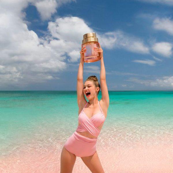 Gigi Hadid es la nueva imagen de la fragancia Wonderlust by Michael Kors