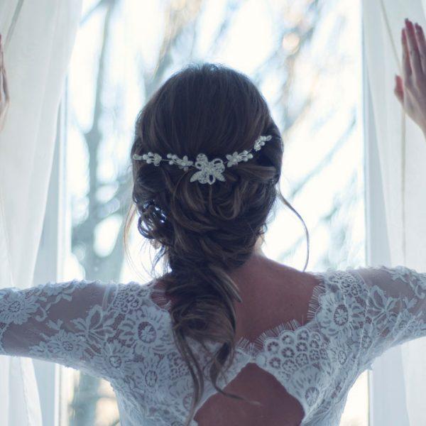 Peinados que causaran sensación en una boda