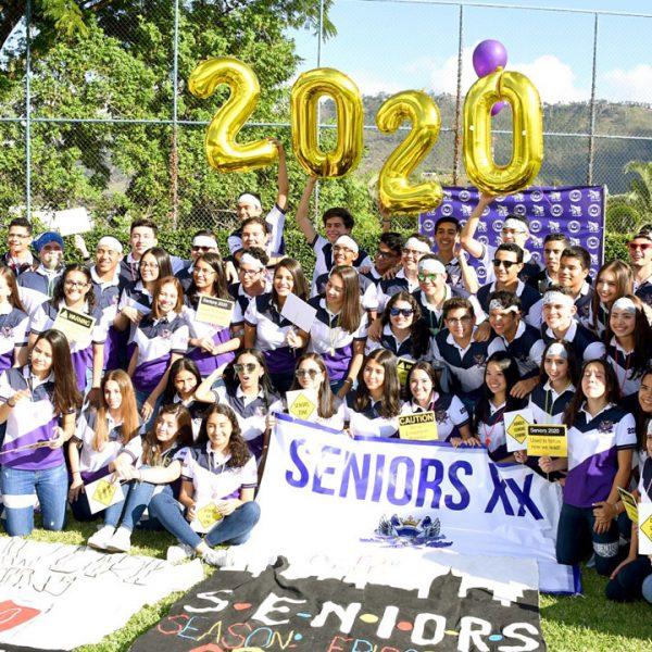 Senior Entrance Macris School 2020