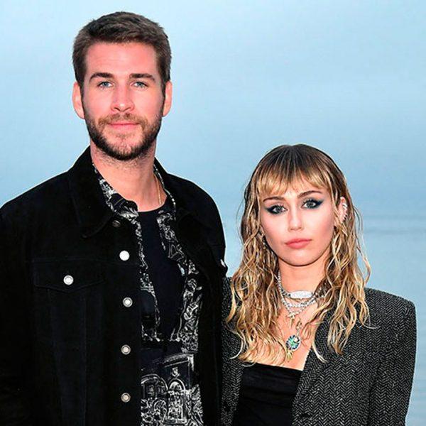 Liam Hemsworth habla sobre su separación con Miley Cyrus