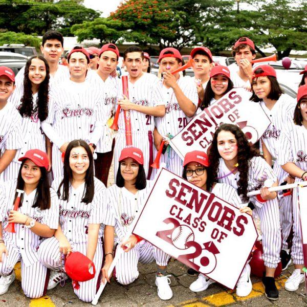Senior Entrance The Mayan School 2020