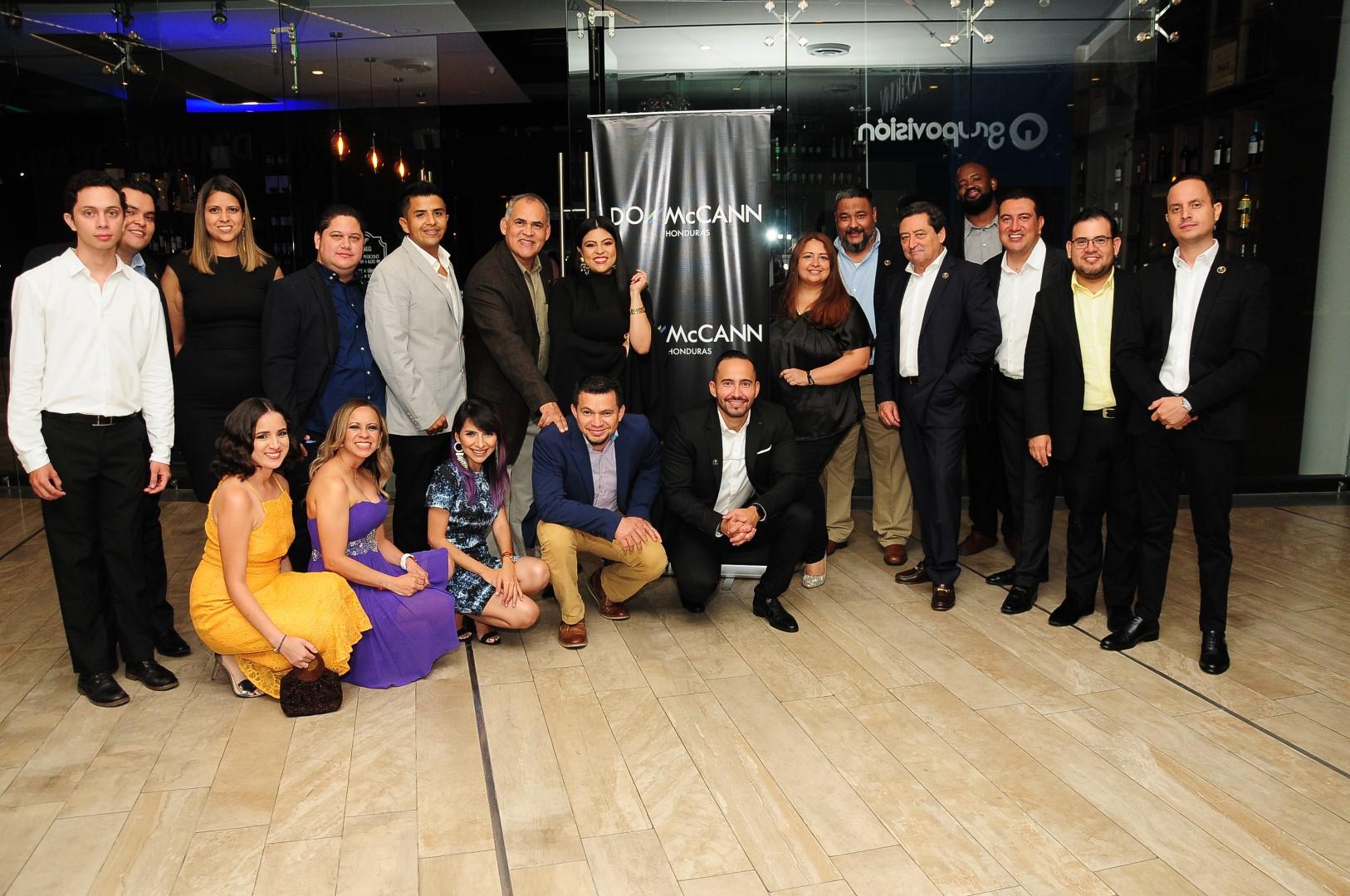 McCann Honduras lanza nueva imagen e inaugura oficinas en Tegucigalpa y San Pedro Sula