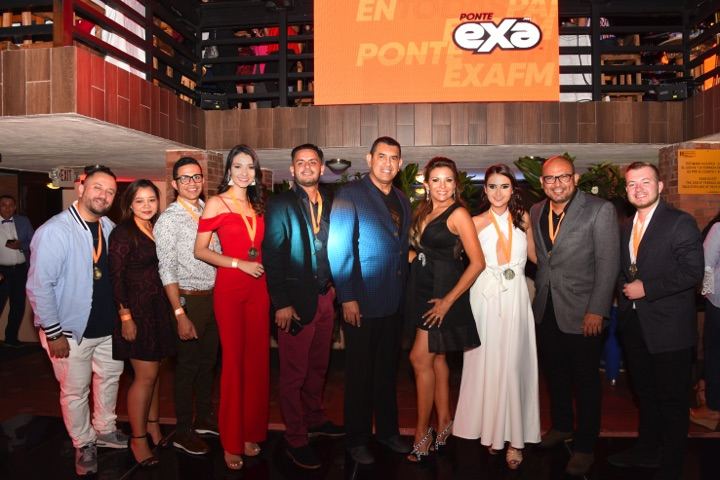 EXA FM Celebró su 10mo Aniversario