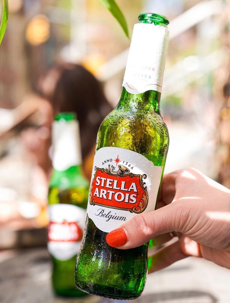 Hoy es el gran lanzamiento de Stella Artois