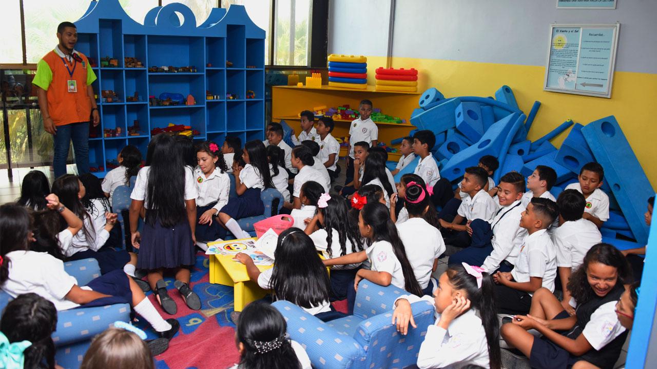 Cepudo le celebrá Día del Niño a más de 75 niños en Chiminike