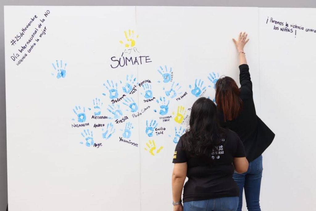 Se Lanza Protesta Silenciosa contra la Violencia de Género