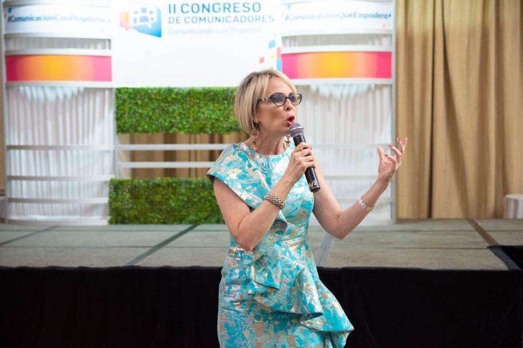 """ComunicArte desarrolla por segundo año consecutivo su Congreso de Comunicadores: """"Comunicando con Propósito"""""""
